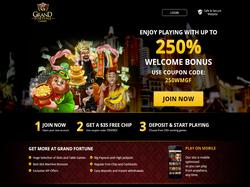 Play Grand Fortune Casino Now