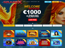 Play GrandX Online Casino Now