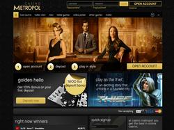 Play Casino Metropol Now