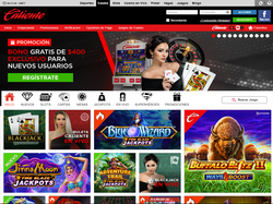 Play Caliente Casino Now