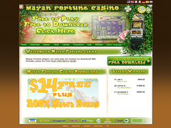 Play Mayan Fortune Casino Now