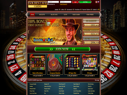 Play Golden Cave Casino Now