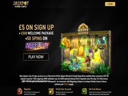 Play Jackpot Mobile Casino Now
