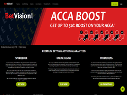 Play BetVision Now