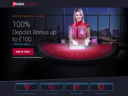 Play Maria Casino UK Now