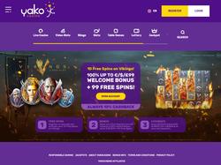 Play Yako Casino Now
