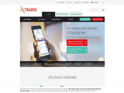 Play AxiTrader Now
