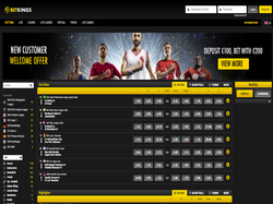 Play BetKings Now