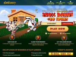 Play Slots Garden Now