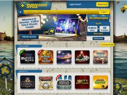 Play Sveacasino Now