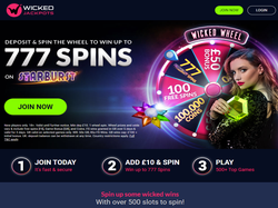 Play Wicked Jackpots Now