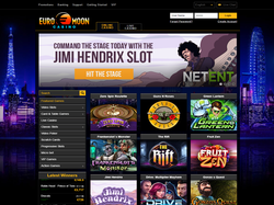 Play Euromoon Casino Now