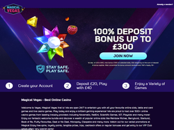 Play Magical Vegas Now