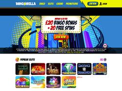 Play Bingorella Now