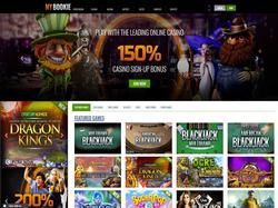 Play MyBookie Casino Now