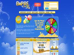 Play Empire Bingo Now
