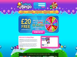 Play Lollipop Bingo Now