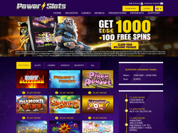 Play Power Slots Casino Now