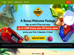 Play GDAY Live Casino Now