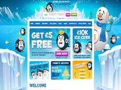Play Frozen Bingo Now
