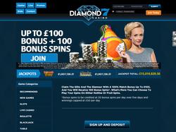 Play Diamond 7 Casino Now