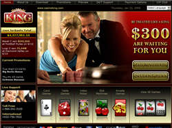 Play Casino King Now