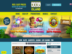 Play Reel Island Now