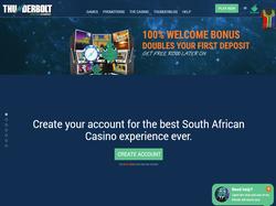 Play Thunderbolt Online Casino Now