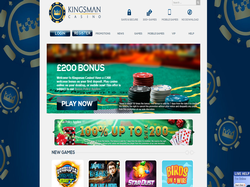 Play Kingsman Casino Now