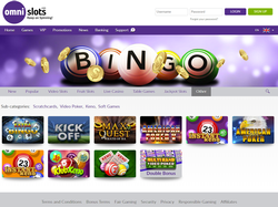 Play Omni Slots Lottery Games Now