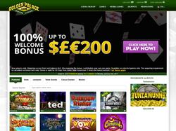 Play GoldenPalace.com Online Casino Now