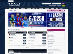 Play Toals Bookmakers Now