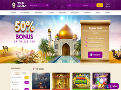 Play Wild Sultan Now