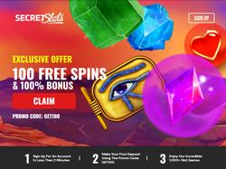 Play Secret Slots Now