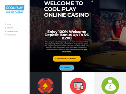 Play Cool Play Casino Now