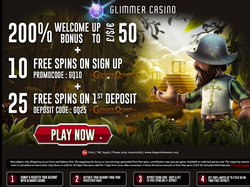 Play Glimmer Casino Now