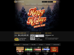 Play Golden Slot Now