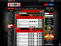 Play Bet11888 Now