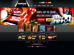 Play Supernova Casino Now