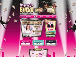 Play High Life Bingo Now