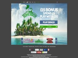 Play Isle of Bingo Now