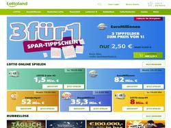 Play Lottoland Austria Now