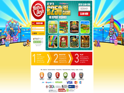 Play Slots of Dosh Now