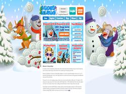 Play Snowy Bingo Now