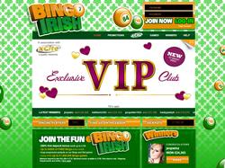 Play Bingo Irish Now