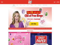 Play Chat Mag Bingo Now