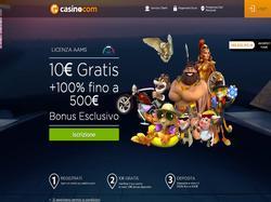 Play Casino.com Italy Now