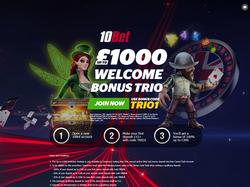 Play 10Bet UK Casino & Games Now