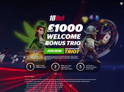Play 10Bet UK Casino & Games Now