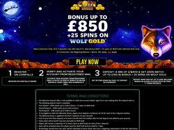Play Coinfalls Casino Now